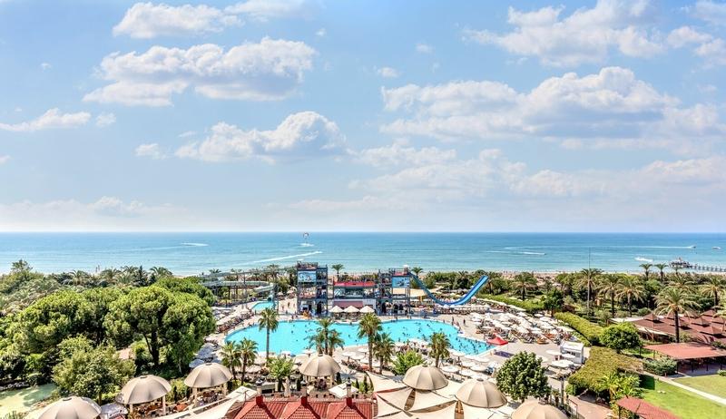 Hotel Aquaworld Belek