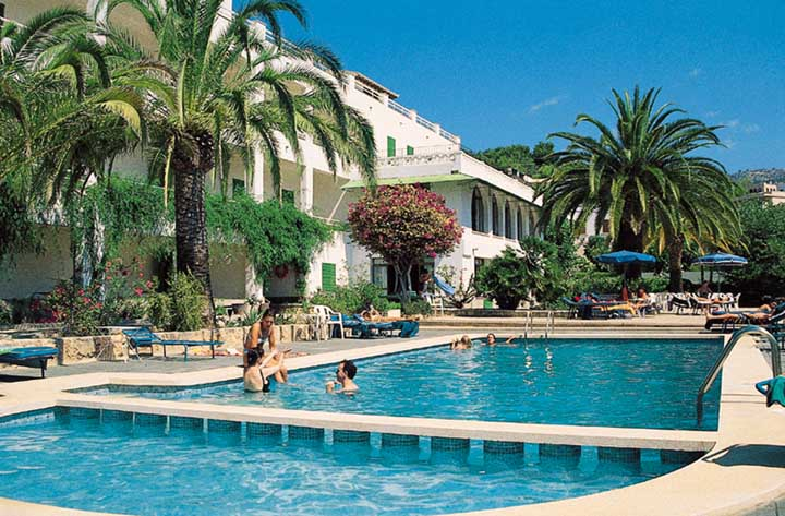 Bella Colina Vintage Hotel 1953 Pool