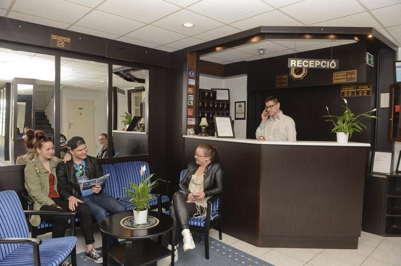 Budai Lounge/Empfang