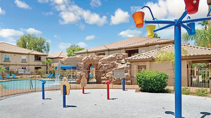 Desert Paradise Resort Kinder