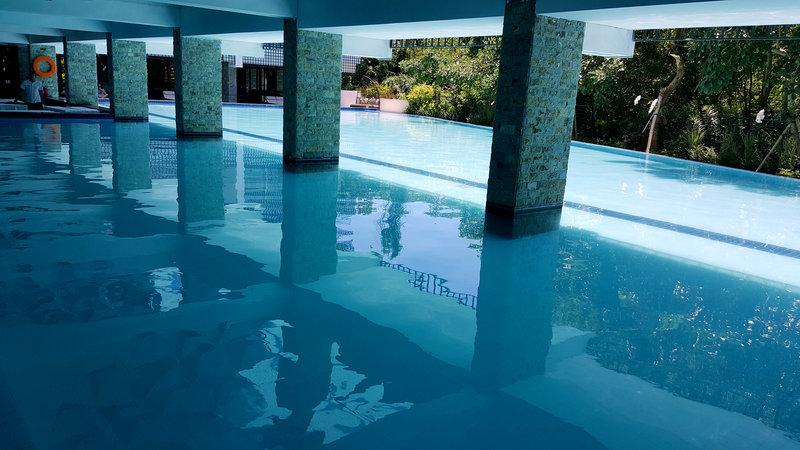 The Sintesa Jimbaran Pool