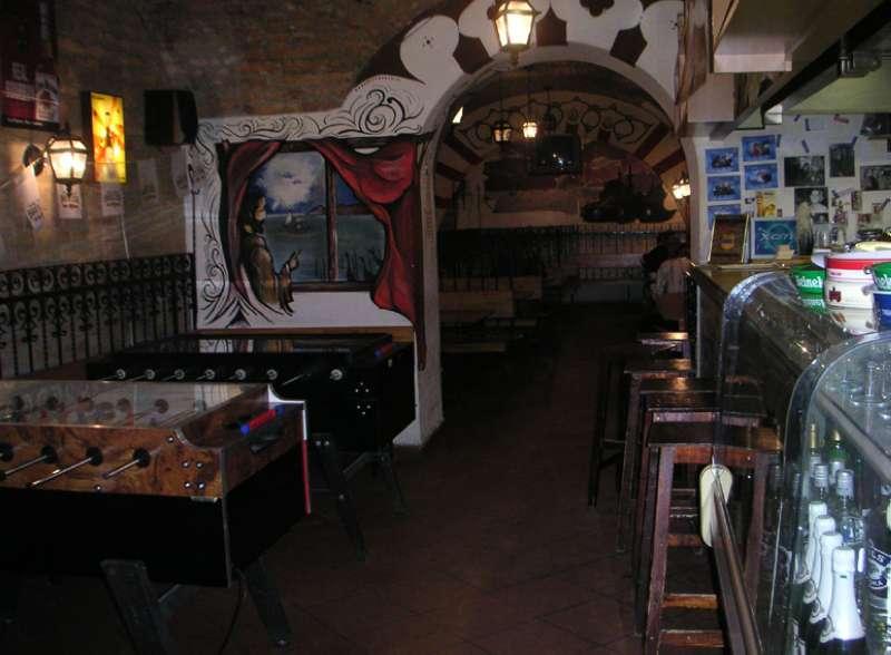 Marco Polo Bar