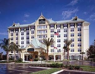Holiday Inn Express & Suites Orlando South Lake Buena Vista Außenaufnahme