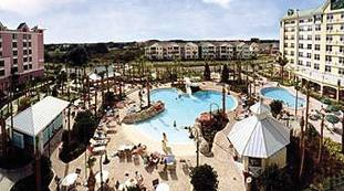Holiday Inn Express & Suites Orlando South Lake Buena Vista Pool