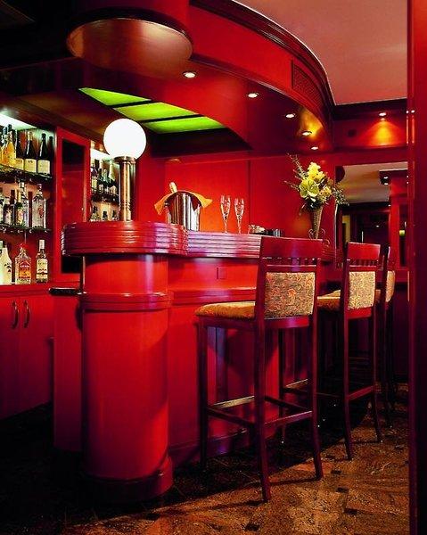 Boutique Hotel Victoria Budapest Bar