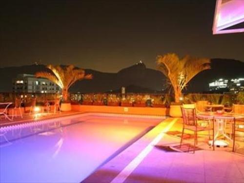 Golden Tulip Ipanema Plaza Pool