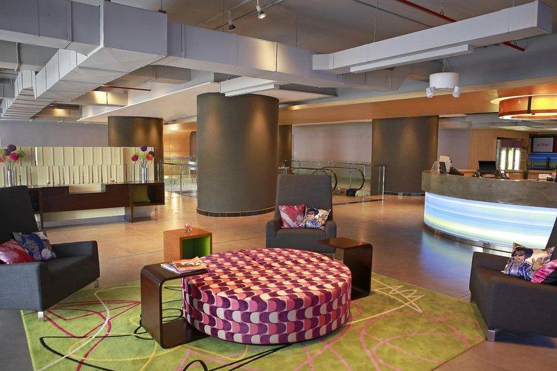 Aloft Panama Lounge/Empfang