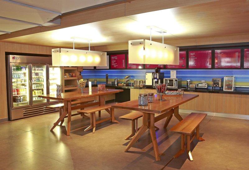 Aloft Panama Restaurant