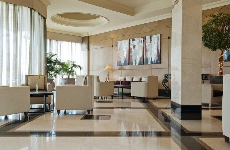 Le Meridien Fairways Lounge/Empfang