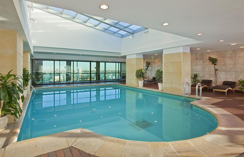 Sheraton Montevideo Pool
