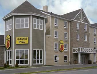 Super 8 Quebec City Ste. Foy Hotel Außenaufnahme