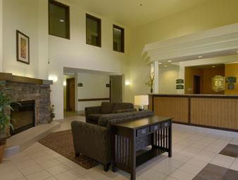 Super 8 Quebec City Ste. Foy Hotel Lounge/Empfang