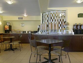 Super 8 Quebec City Ste. Foy Hotel Frühstücksraum