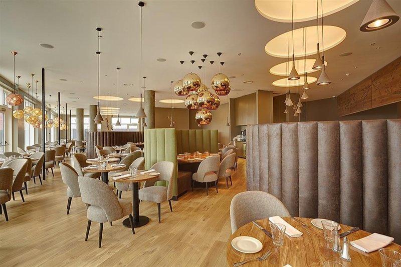 Fosshotel Reykjavik Restaurant