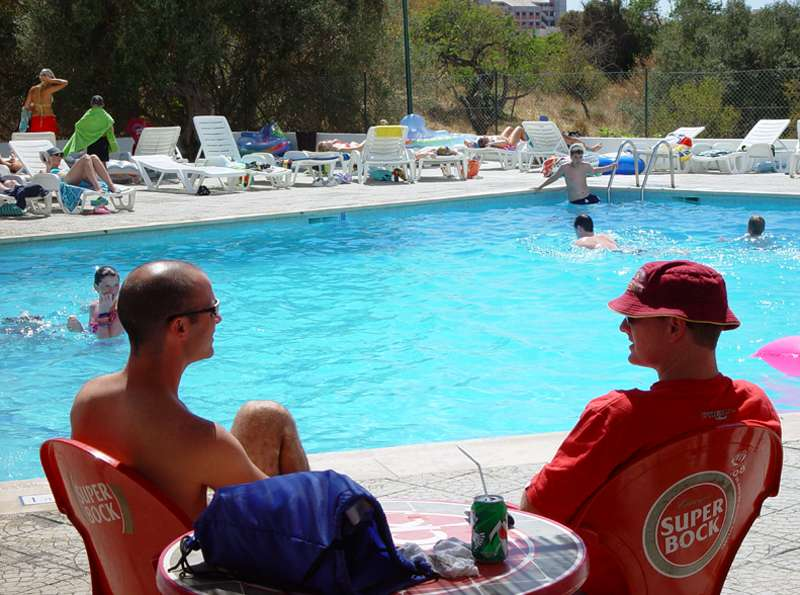 Janelas Do Mar Pool