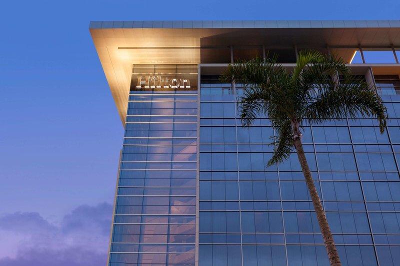 Hilton Barra Rio de Janeiro Außenaufnahme