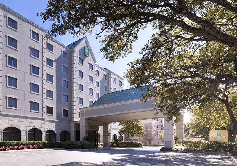 Embassy Suites Houston Near the Galleria Außenaufnahme