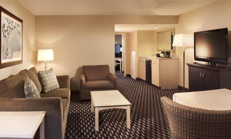 Embassy Suites Houston Near the Galleria Wohnbeispiel