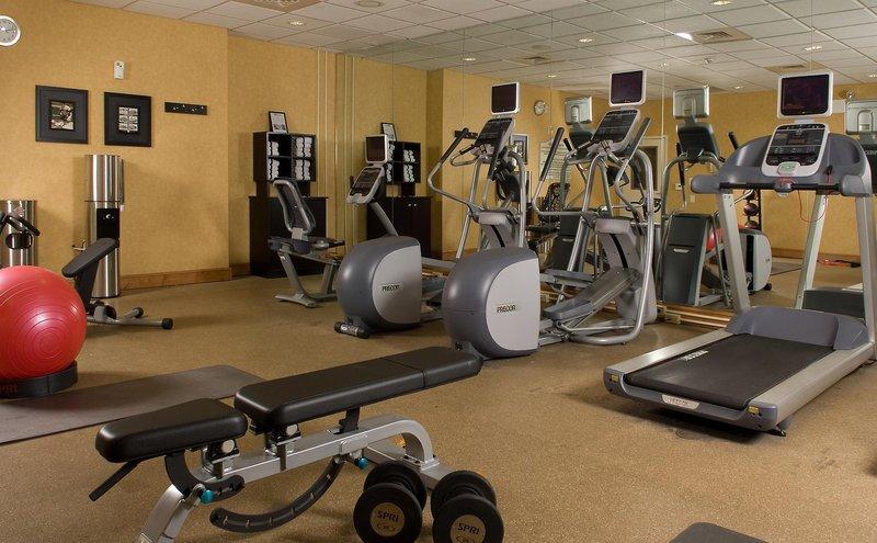 Hilton Garden Inn Atlanta Airport/Millenium Center Sport und Freizeit