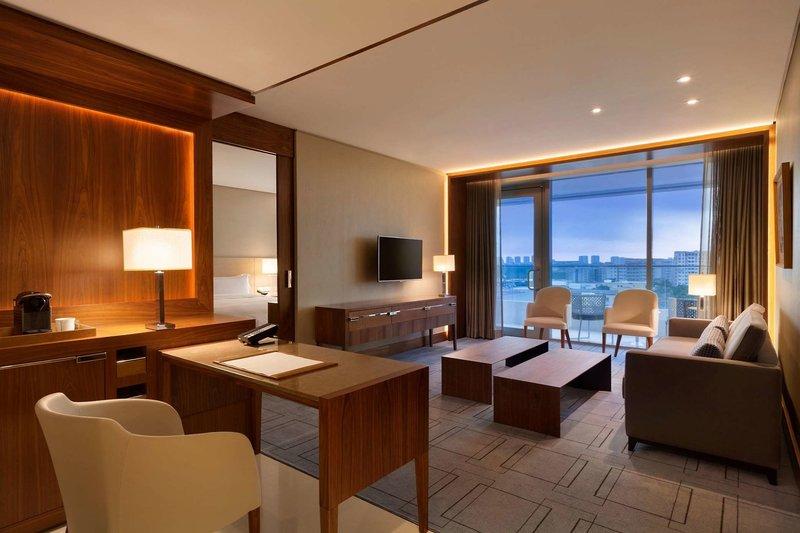 Hilton Barra Rio de Janeiro Wohnbeispiel