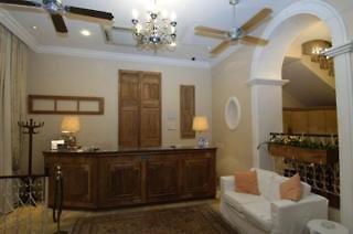 A Casa Das Portas Velhas Lounge/Empfang