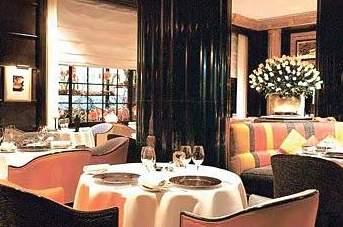 JW Marriott Essex House New York Restaurant