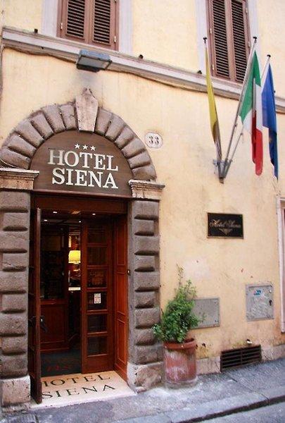 LHP Hotel Siena Außenaufnahme