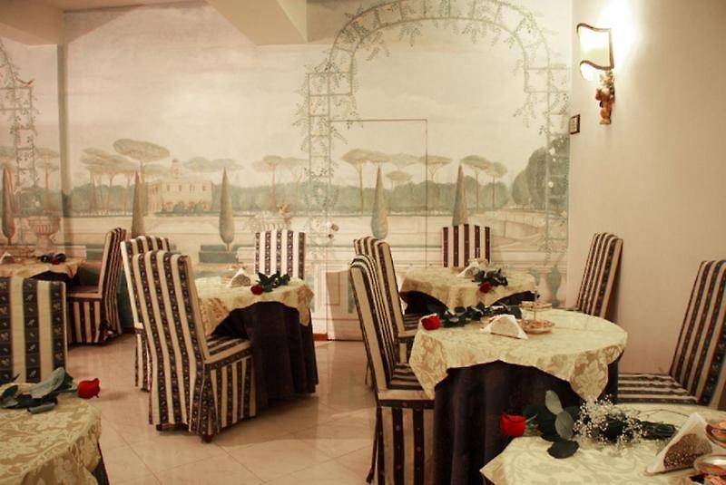 LHP Hotel Siena Restaurant