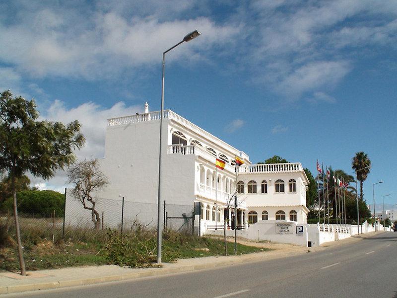 Hotel Santa Eulalia Außenaufnahme