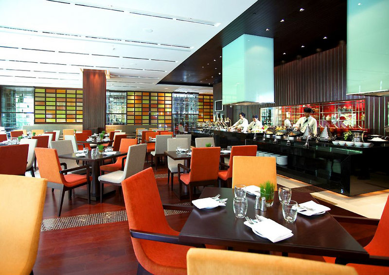 Holiday Inn Silom Bangkok Restaurant