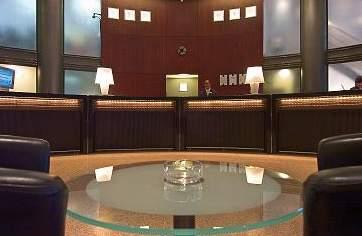 NH Brussels EU Berlaymont Lounge/Empfang