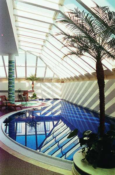 The Ritz-Carlton Budapest Pool