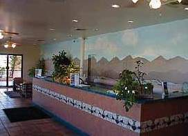 Travelodge by Wyndham Palm Springs  Lounge/Empfang