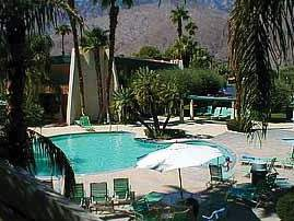 Travelodge by Wyndham Palm Springs  Pool