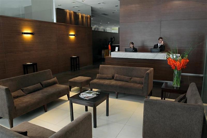 Dazzler Maipu Lounge/Empfang