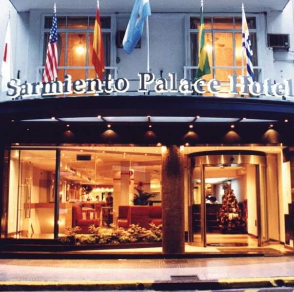 Sarmiento Palace Außenaufnahme