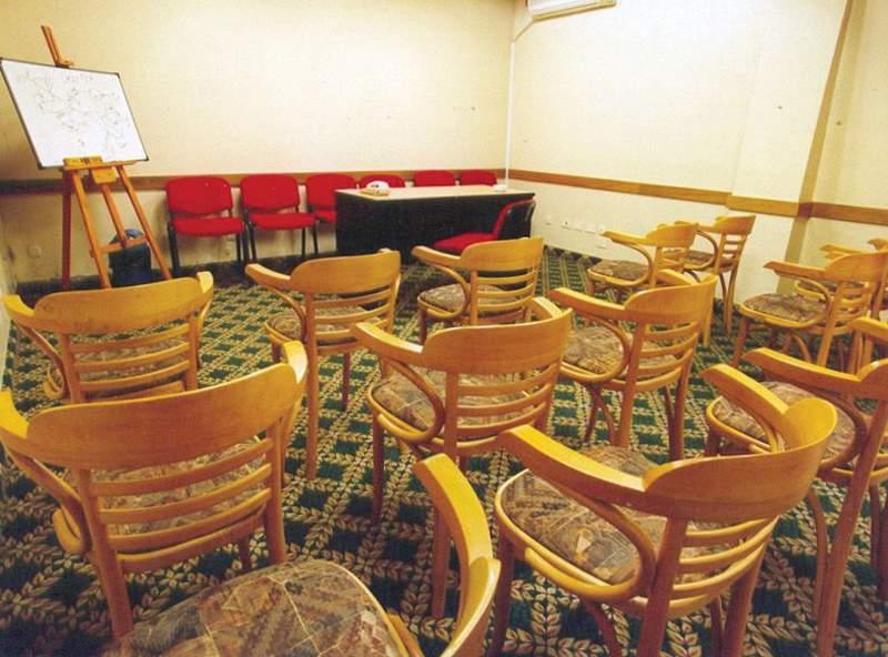 Sarmiento Palace Konferenzraum