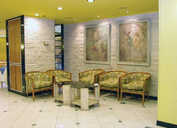 Sarmiento Palace Lounge/Empfang