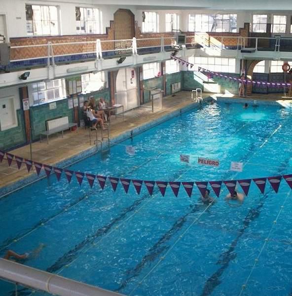 Sarmiento Palace Pool