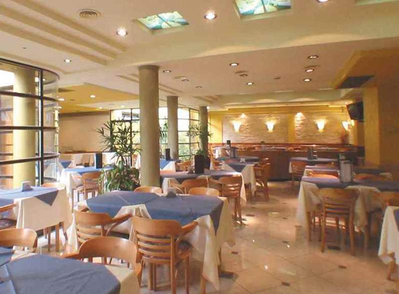 Sarmiento Palace Restaurant