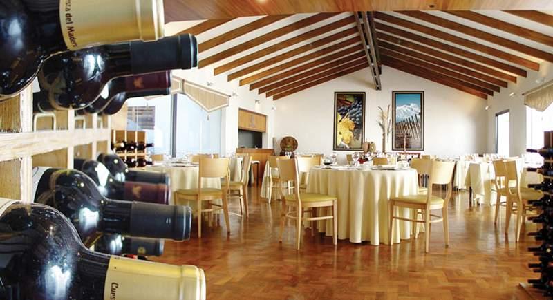Raices Aconcagua Restaurant
