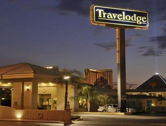 Travelodge Las Vegas Airport North / Near the Strip Außenaufnahme