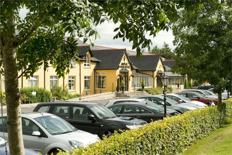 Abbeyleix Manor Außenaufnahme