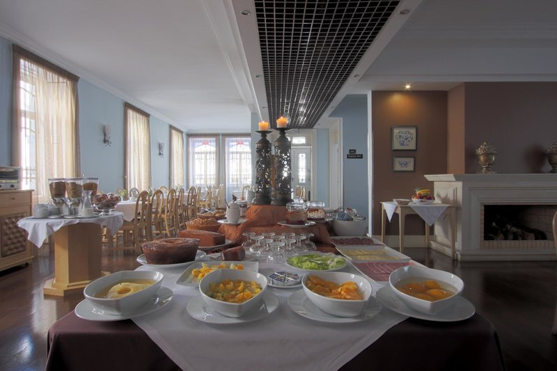 As Americas Hotel Art Nouveau & Design Restaurant