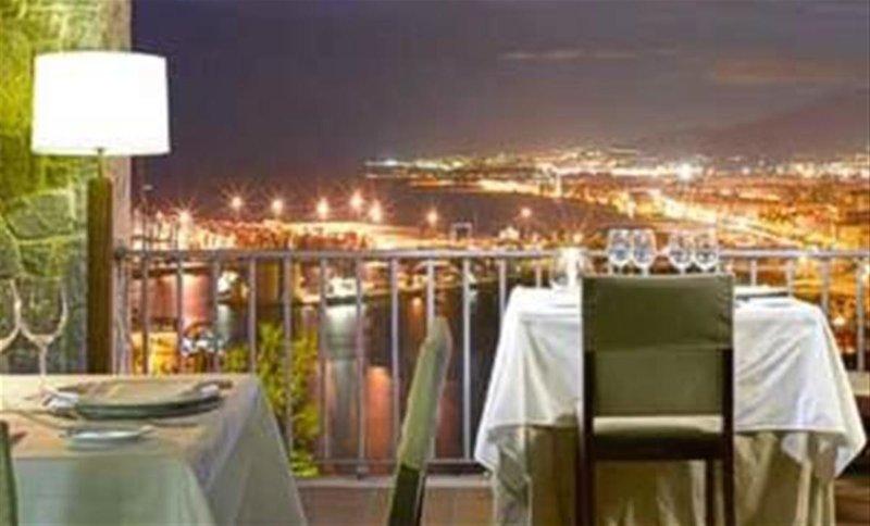 Parador de Malaga Gibralfaro Restaurant