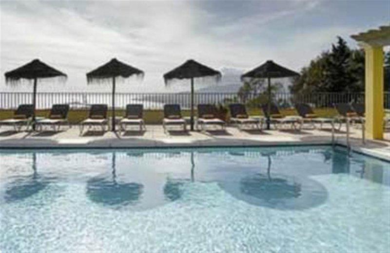 Parador de Malaga Gibralfaro Pool