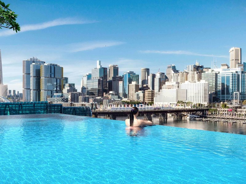Sofitel Sydney Darling Harbour Pool
