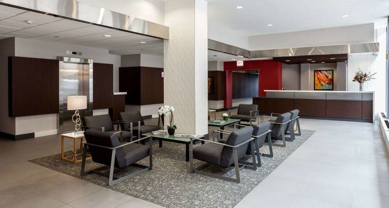 Best Western Grant Park Lounge/Empfang