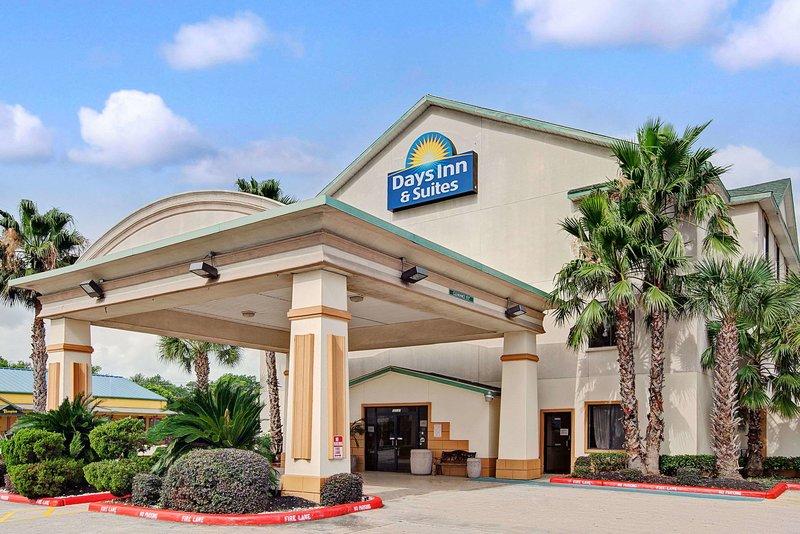 Days Inn and Suites Houston IAH Airport Außenaufnahme