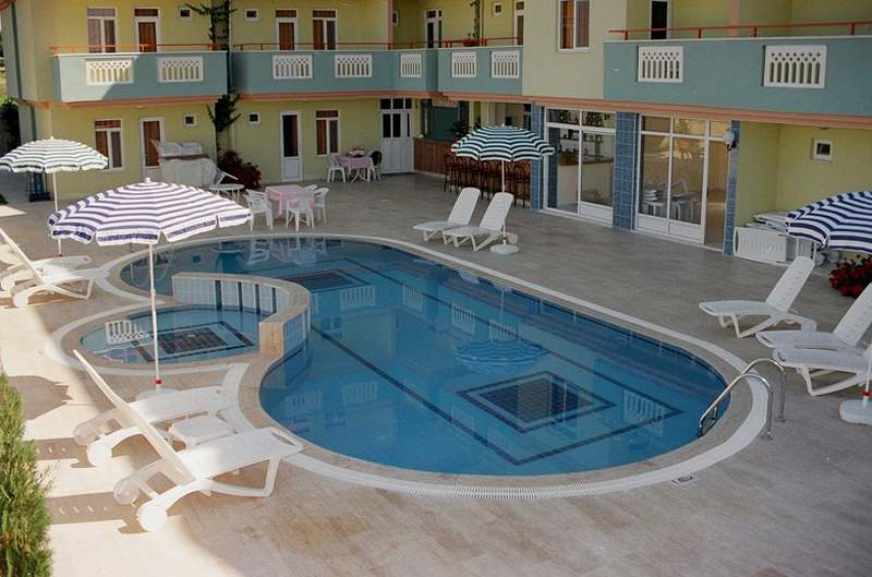 Victoria Princess Hotel & Apart Pool
